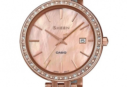 CASIO SHE-4052PG-4AUEF